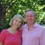 Richard and Rosalind Meryon