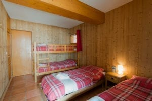 Chalet Des Nieges - Bunks