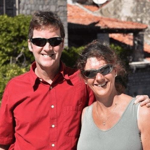 Doug & Fiona Russell