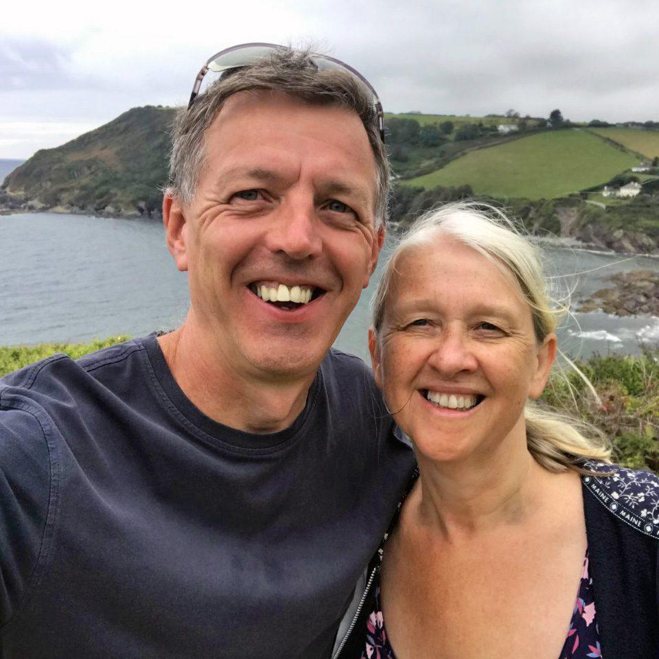 Phil and Sandra Marsden